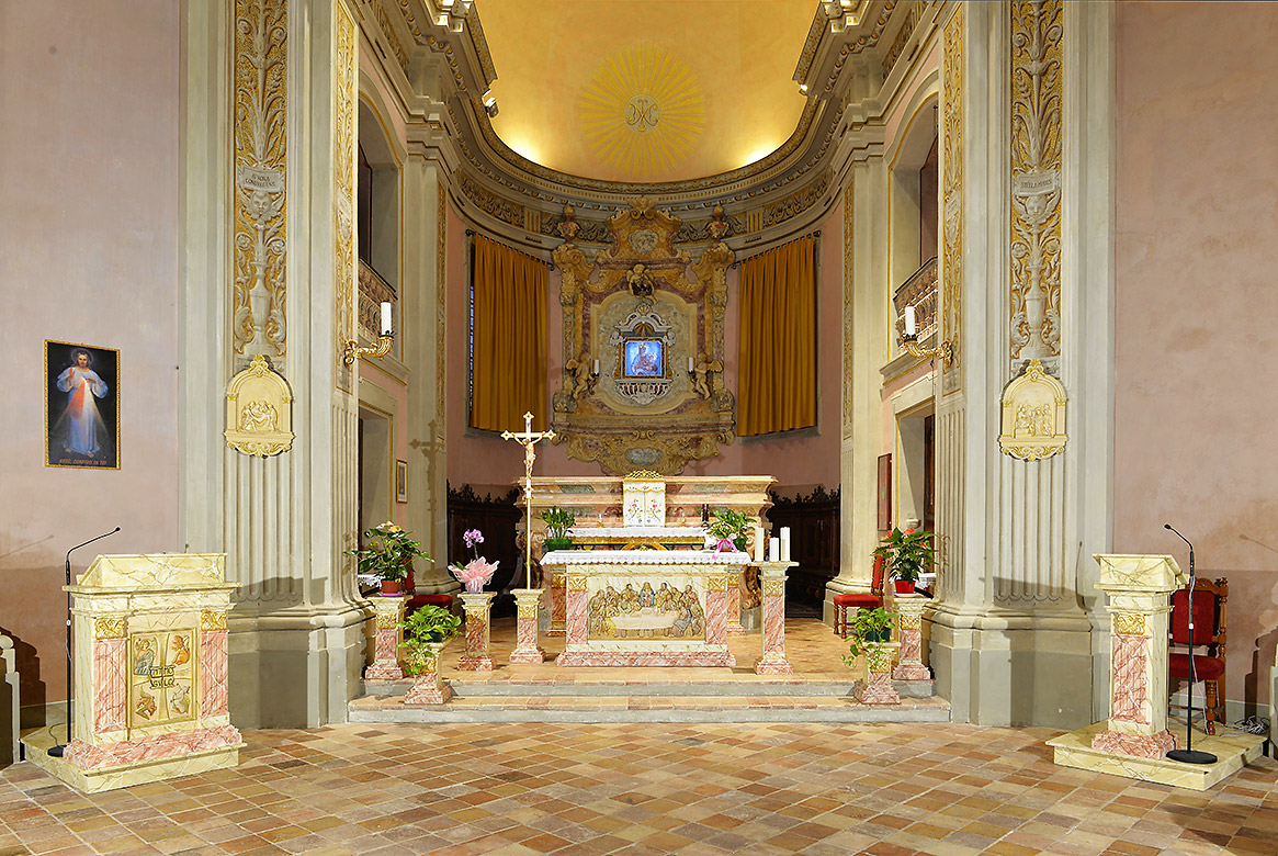 Restauro Chiese e Monasteri
