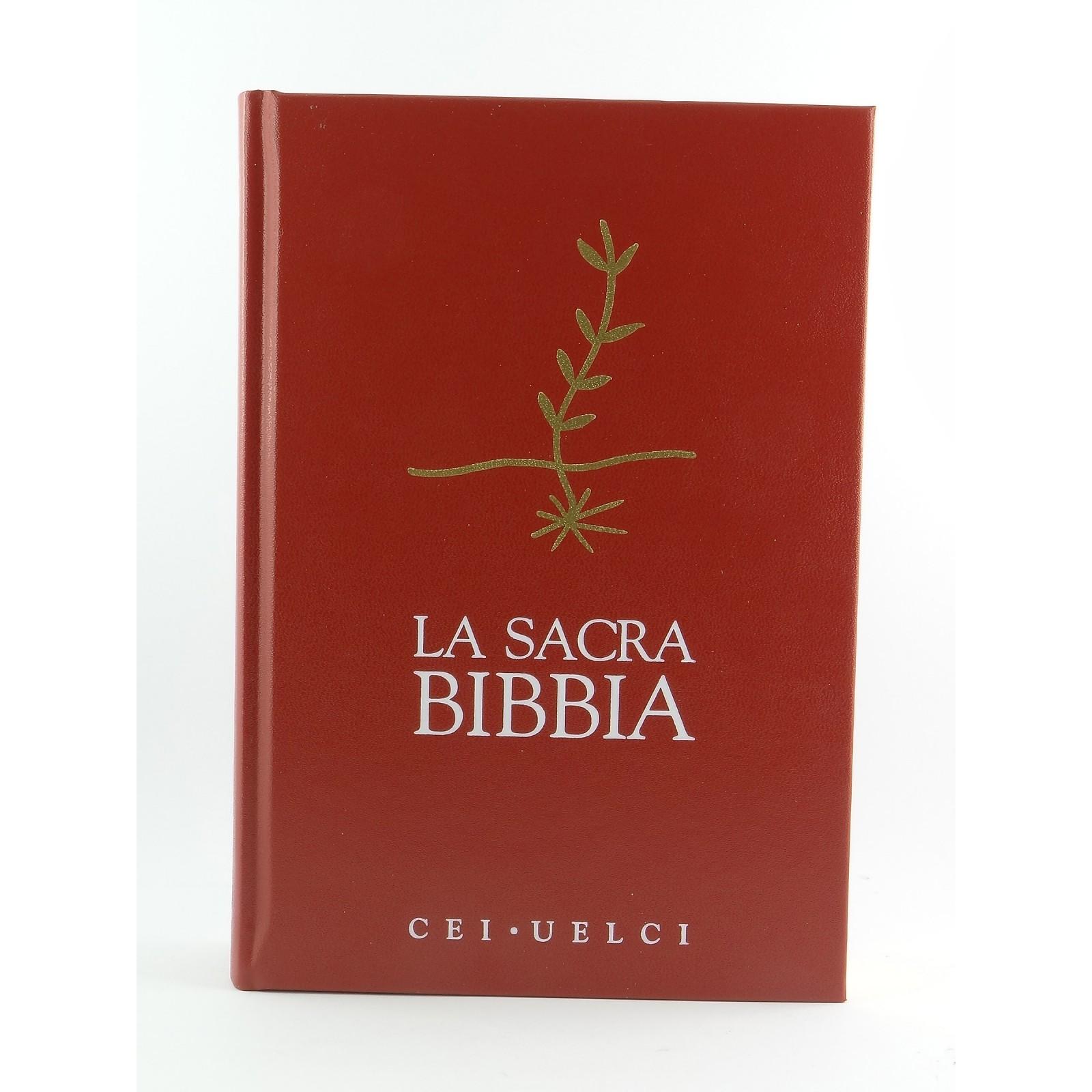 bibbia cei