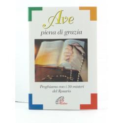 Ave Piena Di Grazia Ed.Paoline