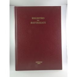 Registro Battezzati Cantagalli