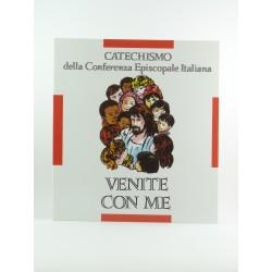 Catechismo CEI Venite Con Me