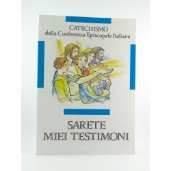 Catechismo CEI Sarete Miei Testimoni