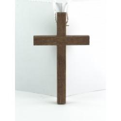 Croce In Legno Scuro