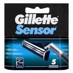 Ricambio Gillette Sensor Pz.5