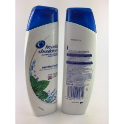 Shampoo Head e Shoulders Antiforfora 250ml
