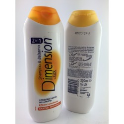 Shampoo e Balsamo Dimension Capelli Normali 250ml
