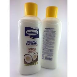 Bagnoschiuma Milmil Latte di Cocco Conf.da 1 Litro
