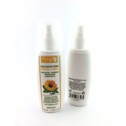 Deodorante Spray No Alcool Propoli e Miele 100ml