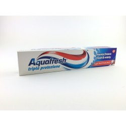 Dentifricio Aquafresh 75ml Menta Fresca