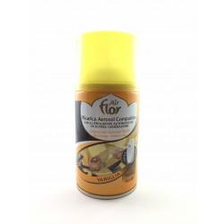 Ricarica Spray Per Erogatori Automatici 250ml  Gusto Vaniglia