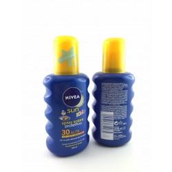 Spray Solare Nivea Sun Kids Protezione 30 Alta 200ml