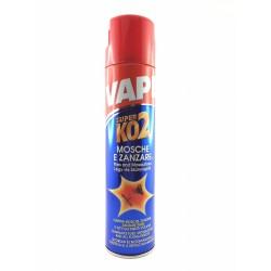Insetticida Spray Vape Mosche e Zanzare 400ml