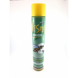 Insetticida Spray Vespa Mayer Con Getto Mirato 750ml