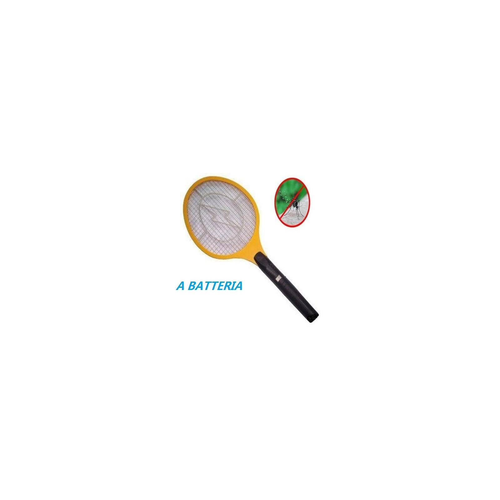 Schema Elettrico Racchetta Zanzare : Racchetta killer fulmina mosche e zanzare
