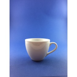 Tazzina Caffe' In Porcellana 110cc Senza Piatto Pz.6