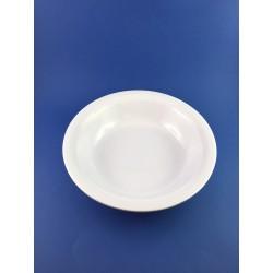 Piatto Fondo Bianco Dm.20cm In Melamina Gio'style