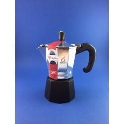 Moka Evolution Tz.2 Doppio Uso:Caffe' Macinato e Cialda