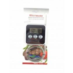 Termometro Con Sonda Per Cottura Cibi  Westmark