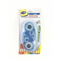 Correttore a Nastro Pz.2 Linea Coccinella