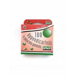 Appendicartelli In Tela Pz.100 Lebez