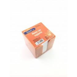 Blocco Memo 780 Fogli 9x9 In Cubo Di Plastica