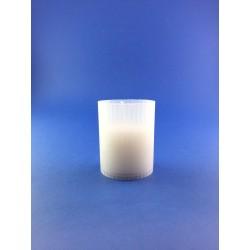 Lumino 10B Bianco in contenitore di plastica conf. da 4 pezzi