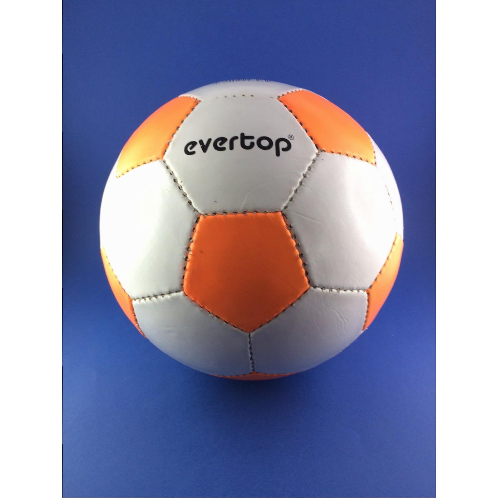 b06fc15585b454 Pallone da Calcio da Esterno, Taglia 5, EVERTOP