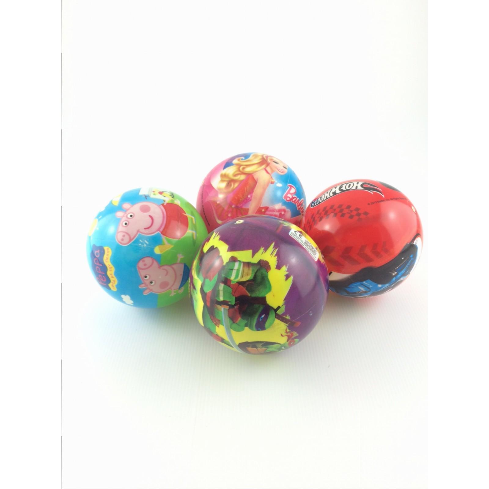 Mini pallone cartone animato smoby star