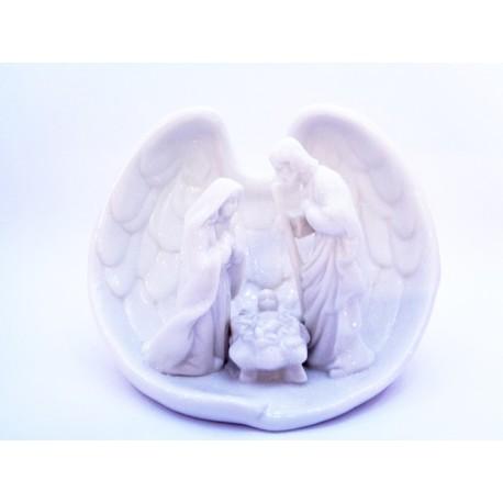 Statuetta Natività per Presepe in Ceramica, Festar