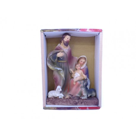 Statuetta Natività per Presepe, 25 cm, Betlem
