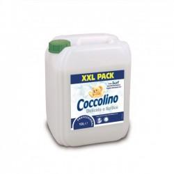 Coccolino Ammorbidente Talco Delicato e Soffice, Pro Formula Diversey, Tanica 10 LT