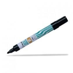 Marcatore ad Inchiostro Permanente Super Color Marker Pilot Punta Fine Rosso, Blu e Nero, conf. da 12