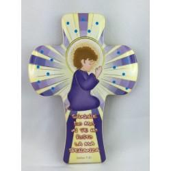 Croce Ricordo Sacramenti in Polimero