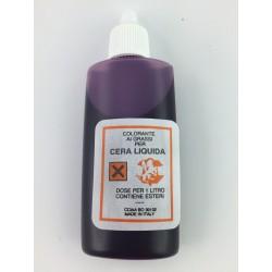 Colorante Per Cera Liquida Colore Viola