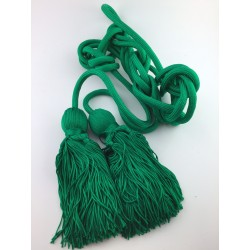 Cingolo in Poliestere Verde