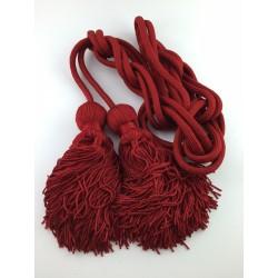 Cingolo in Poliestere Rosso