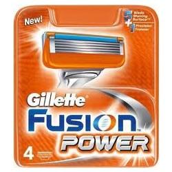 Ricambio Pz.4 Gillette Fusion Power