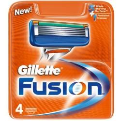 Ricambio Gillette Fusion Manuale Pz.4
