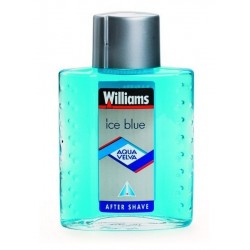 After Shave Williams Ice Blue 100Ml