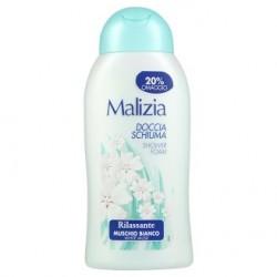 Docciaschiuma Malizia Muschio Bianco 300ml