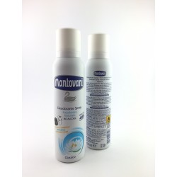 Deodorante Spray Mantovani No Alcool Classico 150ml