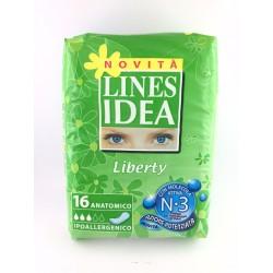Assorbenti Lines Idea Liberty Pz.16
