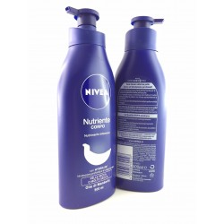 Crema Corpo Nivea Nutriente 500ml