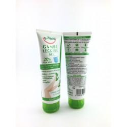 Gel Gambe Con Aloe Vera Equilibra 125ml
