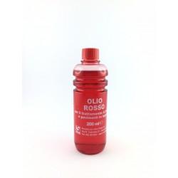 Olio Rosso Per Pavimenti e Mobili In Legno 200ml