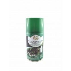Ricarica Spray Per Erogatori Automatici 250ml  Gusto Fiori Di Bosco