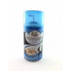 Ricarica Spray Per Erogatori Automatici 250ml  Gusto Aria Di Mare