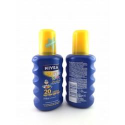 Spray Solare Nivea Sun Kids Protezione 20 Media 200ml