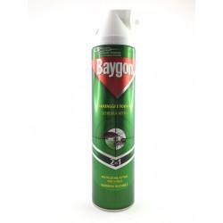 Insetticida Spray Baygon Scarafaggi e Formiche 400ml