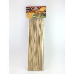 Spiedini Bamboo 25cm Pz.100